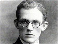 The young Michael Foot