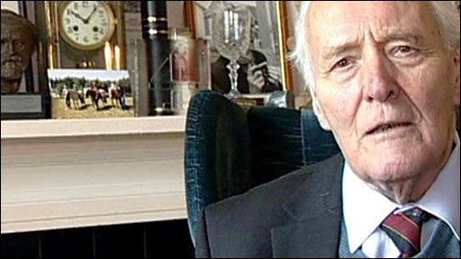 Former Labour MP Tony Benn
