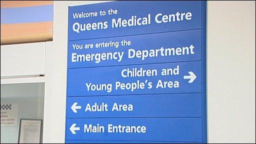 Generic QMC sign