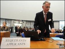 Yukos lawyer Piers Gardner