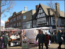 Loughborough Market