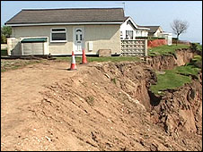 House at Cayton Bay