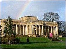 Weston Park Museum in Sheffield