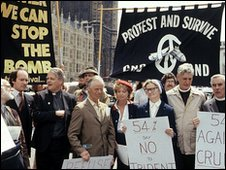 CND march 1983