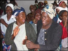 Zimbabwean Lemba women
