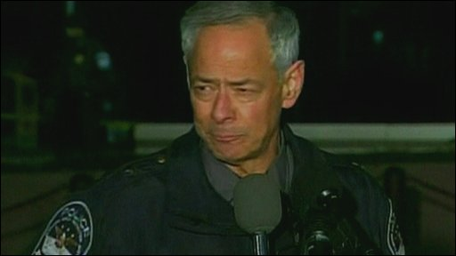 Pentagon Police Chief Richard Keevill