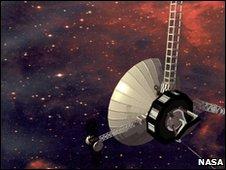 Voyager - Artist's impression (Nasa)