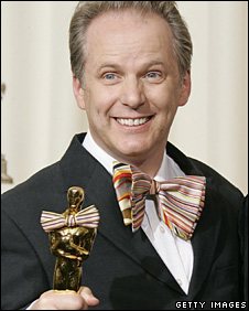 Nick Park at the 2006 Oscars ceremony