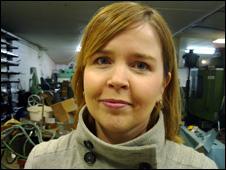 Gudrun Ingvarsdottur