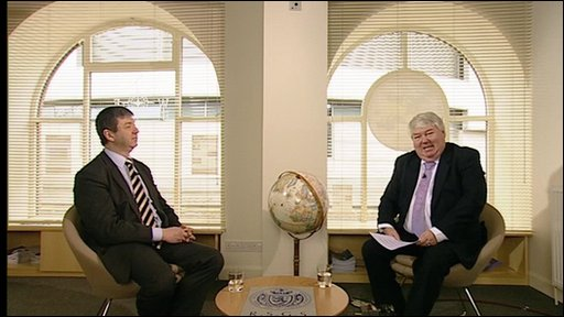 Alistair Carmichael and Brian Taylor