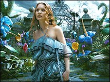 Alice in Wonderland image. Disney Enterprises, Inc.