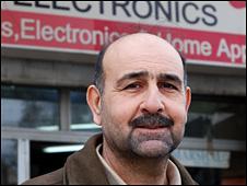 Iraqi man, Khalid
