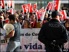 Strike by civil service workers in February 2010