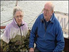 Margaret and Hugh Lawton