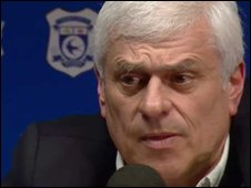 Peter Ridsdale has been trying to find new investors for the club