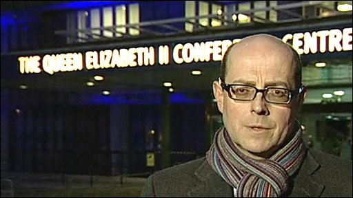 The BBC's Political Editor Nick Robinson