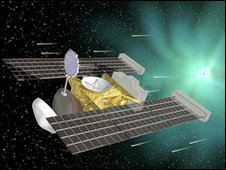 Stardust spacecraft (Nasa)