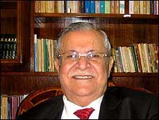 Jalal Talabani, Iraqi president