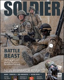 Soldier Magazine Issue January 2010