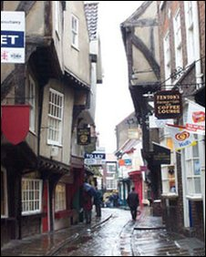 The Shambles, York