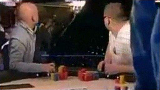 Poker raid