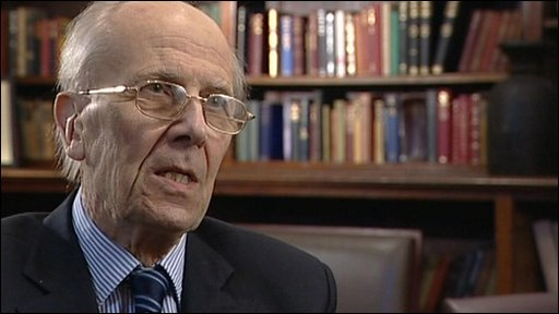 Former Conservative Party chairman Lord Tebbit