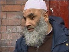 Makki Masjid mosque trustee Mohammed Akhbar