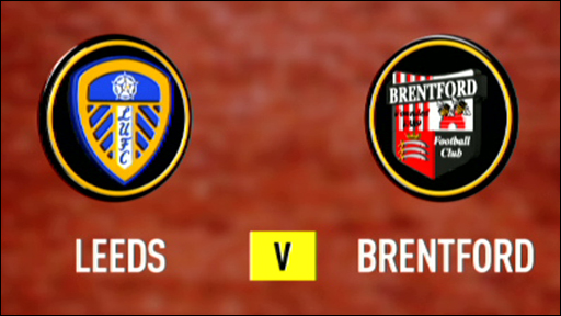 Leeds United 1-1 Brentford