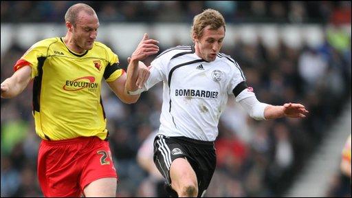 Derby 2-0 Watford
