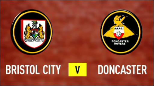 Bristol City 2-5 Doncaster