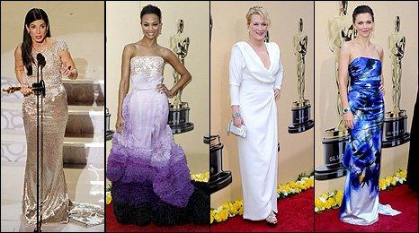 Sandra Bullock, Zoe Saldana, Meryl Streep and Maggie Gyllenhaal