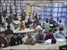 Iraqi Vote