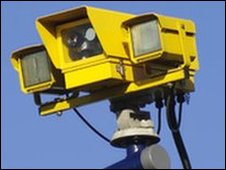 Speed Check Enforcement System (Specs) camera
