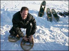 Mark Whalen in Yukon
