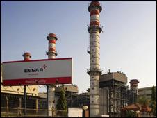 Essar power station