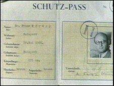 A Sweissh 'protective passport'