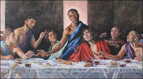 The Last Supper/Sacred or Profane