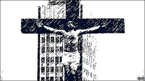 Christ in the Centre - Copyright