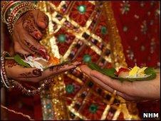 Hindu wedding ceremony (Image: Nighthawk Media)