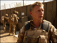 Lt Col Nick Kitson