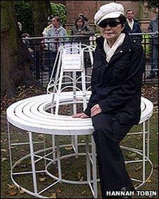 Yoko Ono - Hannah Tobin