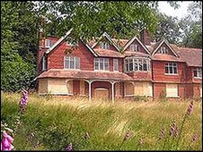 Undershaw, home of Sir Arthur Conan Doyle