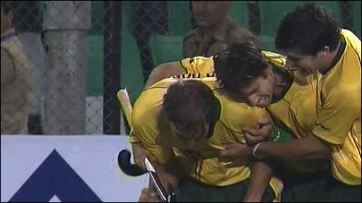 India 3-3 South Africa