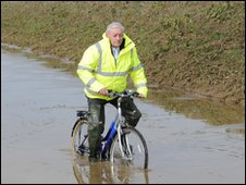 Cambridgeshire County Council cabinet member for planning Roy Pegram
