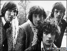 Pink Floyd in 1967