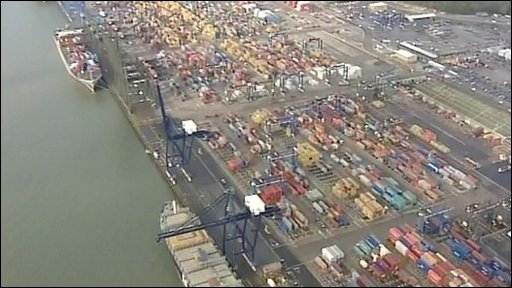 British dock