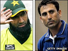 Mohammad Yousuf & Younus Khan