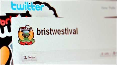 Bristwestival Twitter page