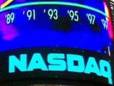 1990s Nasdaq board