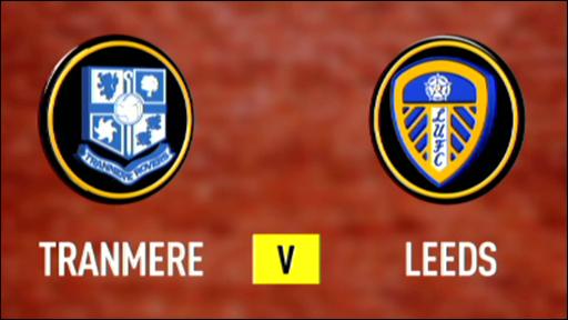Tranmere 1-4 Leeds